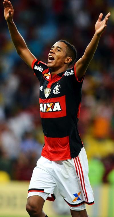 Flamengo x Internacional maracanã - Gabriel (Foto: André Durão)