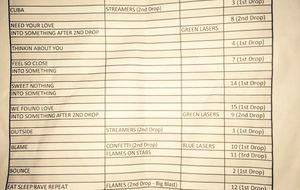 Setlist: Calvin Harris no Lollapalooza 2015