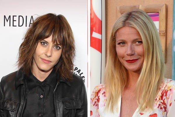 Katherine Moennig e Gwyneth Paltrow (Foto: Getty Images)