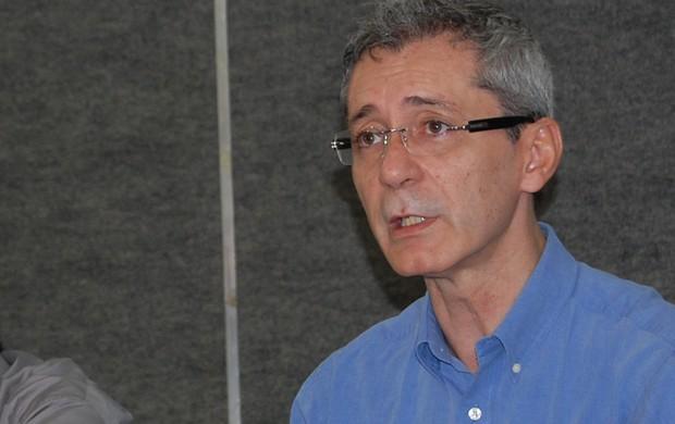 Nelson Lira, presidente do Botafogo-PB (Foto: João Neto)