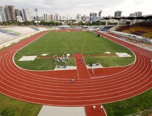 Estádio Willie Davids, em Maringá (Foto: Assessoria de Comunicação/PMM)