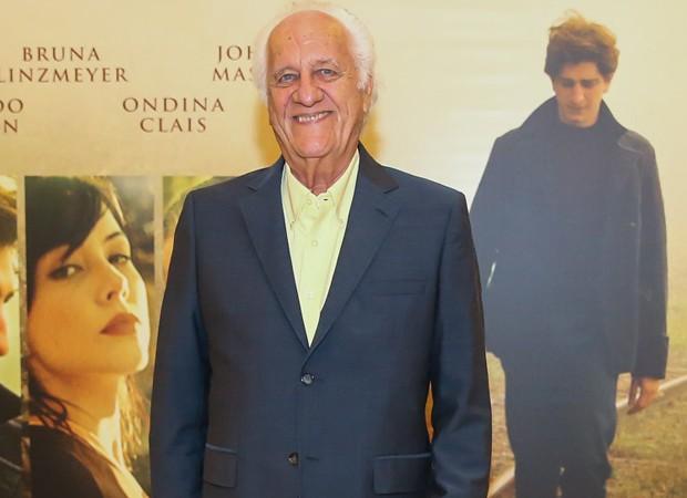 Rolando Boldrin (Foto: Manuela Scarpa/Brazil News)