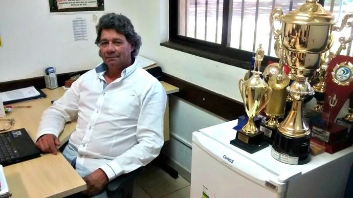 Fernando Doldan, presidente do Comercial-MS (Foto: Hélder Rafael)