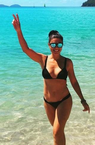 Juliana Paes diz estar satisfeita com corpo e seus 58 kg: Hoje estou usando o manequim 36 (Foto: Reprodução do Instagram)
