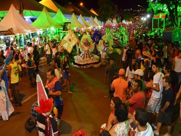 Pará de Minas reforça que ocorrerá carnaval no município (Foto: Prefeitura/ Divulgação)