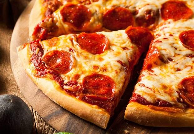 Pizza (Foto: Reprodução/Facebook)
