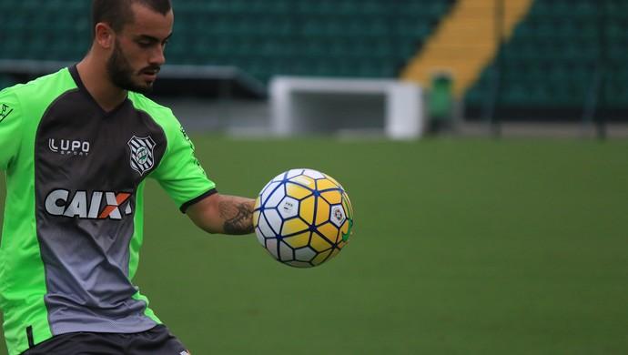 Ermel Figueirense (Foto: Luiz Henrique/Figueirense FC)