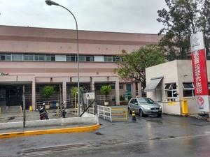 55338058c Hospital Luzia de Pinho Melo, em Mogi das Cruzes (Foto: Maiara Barbosa/