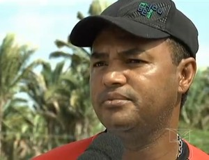 Paulo César, treinador do Moto Club (Foto: Reprodução/TV Mirante)