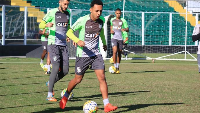 dodô figueirense (Foto: Luiz Henrique / FFC)