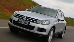 Volkswagen Touareg V6 (Foto: Divulgação)