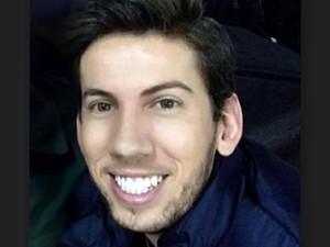Dênis Paiano da Silva, de 29 anos, está desaparecido desde a madrugada deste domingo (15) (Foto: Reprodução/Facebook)