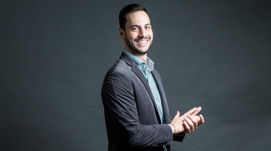 João Gabriel Freitas, filho dos criadores da Nacho Loco, foi o responsável pela reinvenção da empresa (Foto: Divulgação)