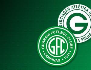 Guarany-SE e Guarani  (Foto: Editoria de Arte / Globoesporte.com)