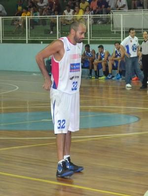 Arnaldinho, armador do Espírito Santo  (Foto: Sidney Magno Novo/GloboEsporte.com)