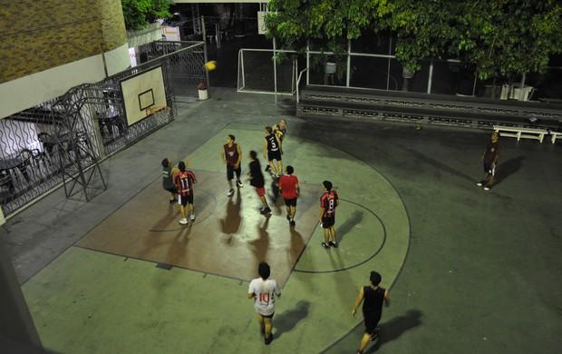 Basquete - Diocesano - Olimpíadas Escolares (Foto: Renan Morais/GLOBOESPORTE.COM)