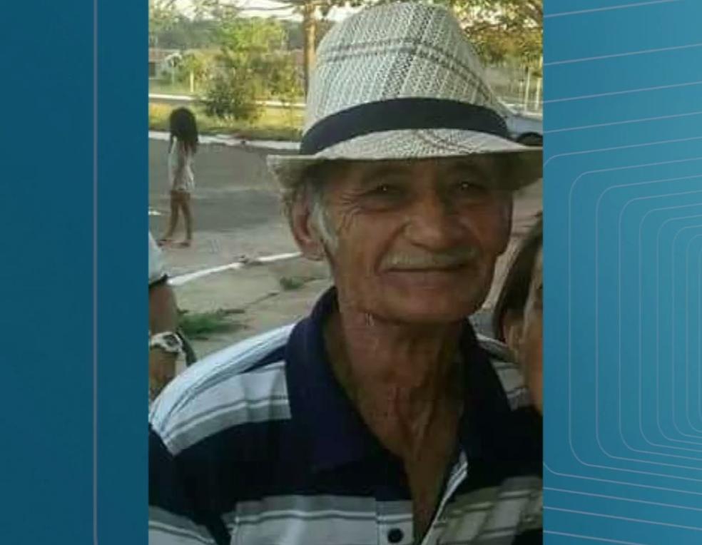 Idoso morreu após ter sido atacado por abelhas em Ribeirão Preto (Foto: Reprodução / EPTV)