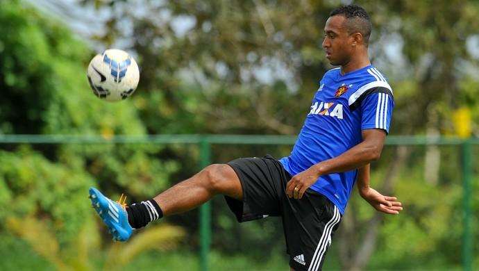 Ailton Sport (Foto: Aldo Carneiro / Pernambuco Press)