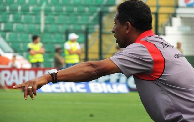 Sérgio Ramirez Joinville (Foto: Renan Koerich)