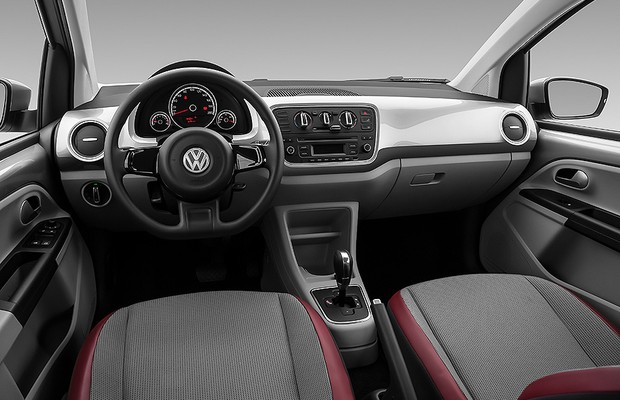 Volkswagen up! I-Motion (Foto: Volkswagen)