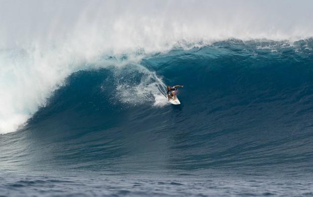 surfe Raoni Monteiro segunda fase Fiji (Foto: Steve Robertson / ASP)