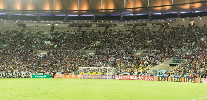 Megafoto Maracanã Vasco x Fluminense (Foto: Marcio Rodrigues / Megafoto)
