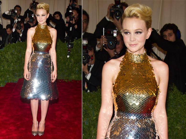 Vestido Dourado Inspire Se Nas Famosas Para Arrasar Na Festa