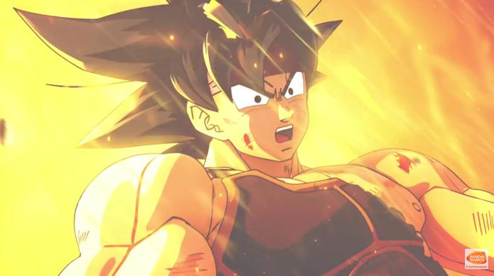 Pai de Goku, Bardock também está em Dragon Ball Xenoverse 2 (Foto: Divulgação/Bandai Namco)