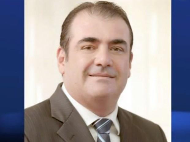 Prefeito Marco Túlio Miguel, do PSDB, deixará o cargo em Campo Belo (Foto: Reprodução EPTV)