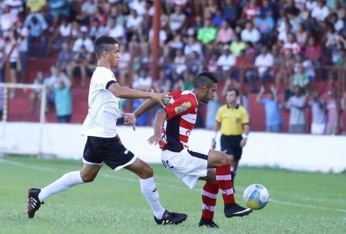 Goiânia x Linense, Copa São Paulo de Futebol Júnior (Foto: Divulgação / J. Serafim)