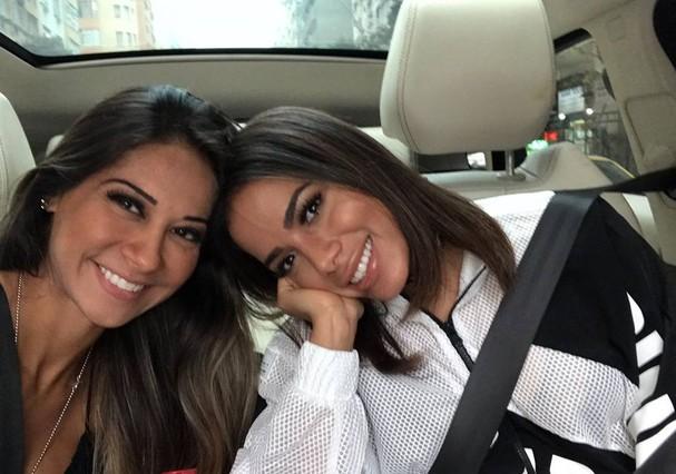 Mayra Cardi será a life coach da Anitta por, no mínimo, 30 dias (Foto: Reprodução Instagram)