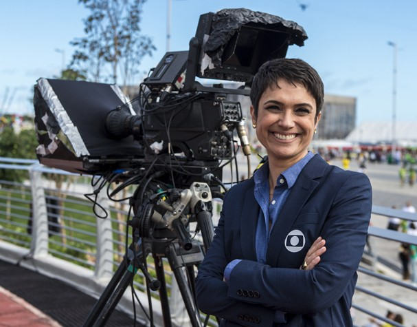 Sandra Annenberg (Foto: Globo)