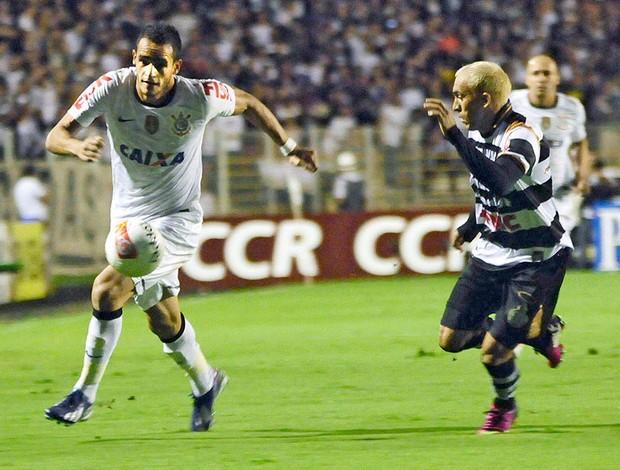Renato Augusto jogo Corinthians XV de Piracicaba (Foto: Rodrigo Villalba / Futura Press)