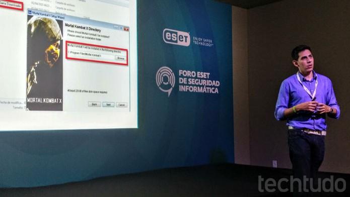 Uso de cracks pode levar a instalação de malwares no computador de jogadores (Foto: Melissa Cruz / TechTudo)