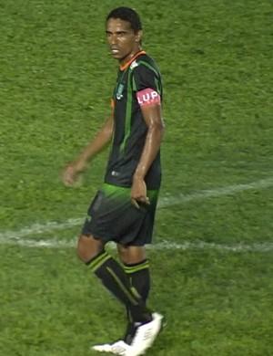 Rafael Lima; América-MG (Foto: Reprodução TV Globo Minas)