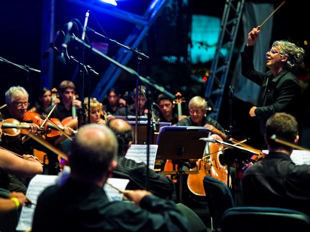 Festival de Música Clássica da Paraíba durou uma semana (Foto: Rafael Passos/Secom-JP)