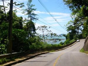 Serra do Guaraú (Foto: Orion Pires/G1)