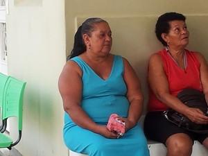 Marlene Dolores da Silva, mãe de Nayara (Foto: Mariane Rossi/G1)
