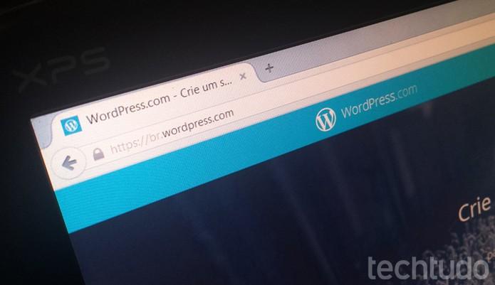 De 20 mil novos sites criados todos os dias, 52% são blogs (Foto: Filipe Garret/TechTudo)