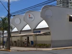 Centro de Apoio ao Trabalhador de Piracicaba (Foto: Claudia Assencio/G1)