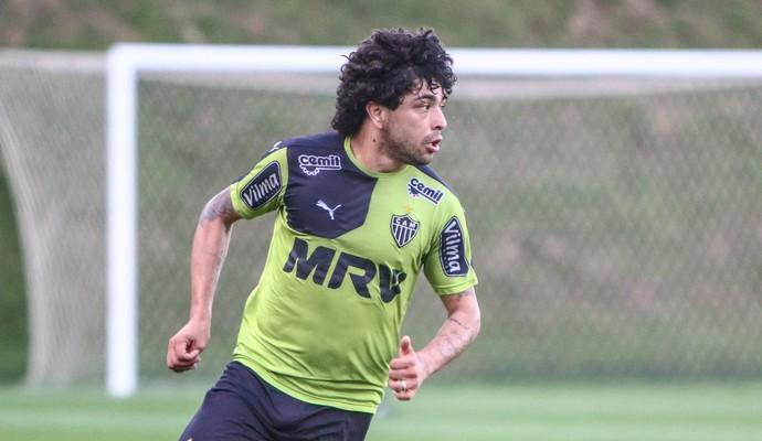 Luan; Atlético-MG (Foto: Bruno Cantini/CAM)