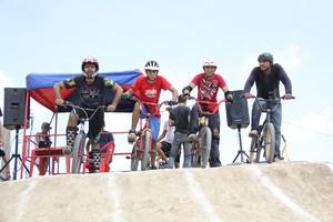 Bicicross Santarém (Foto: Divulgação/ Alberto Ferreira)
