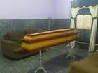 Corpo de Loalwa Braz é liberado do IML e levado para capela de funerária