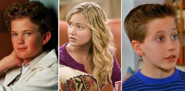 Neil Patrick Harris, Jennifer Lawrence e Jake Gyllenhall (Foto: Divulgação)