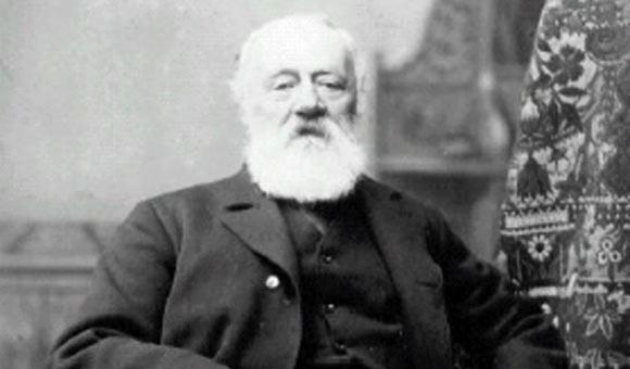 Antonio Meucci (Foto: Reprodução)