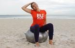 5+: Fernanda Gentil mostra os exercícios para as gestantes (EuAtleta)