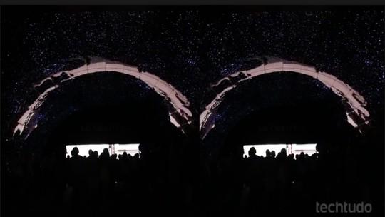 LG junta 216 TVs OLED para fazer um 'túnel de vídeo' na IFA 2016
