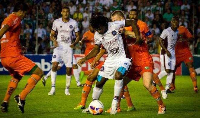 Juventude vence clássico por 1 a 0 no Alfredo Jaconi (Foto: Geremias Orlandi / Divulgação)