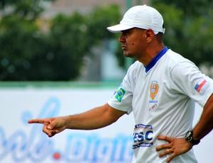 Garanha (Foto: Anderson Silva/GLOBOESPORTE.COM)