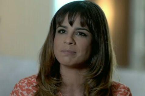 Maria Ribeiro, a Danielle de 'Império' (Foto: Reprodução)